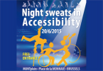 """Night sweats in Accessibility"" Annulé"
